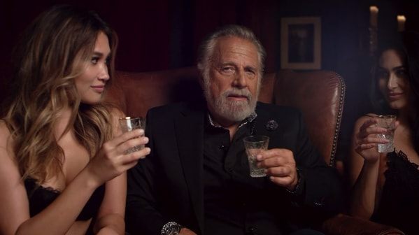 Most Interesting Man In The World Now Drinks Tequila And Not Beer