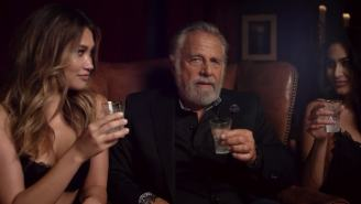 The Most Interesting Man In The World Now Drinks Tequila