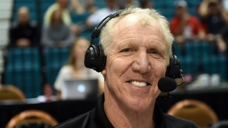 Bill Walton Looks Sufficiently Stoned And Totally At Peace At The Dead And Company Concert