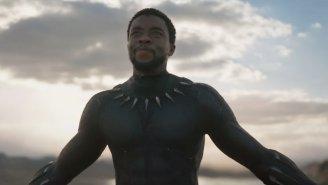 Teaser Trailer For Marvel's 'Black Panther' Is Incredible