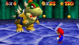 "This ""Mario 64"" Quiz Will Test Your Knowledge Of An All-Time Classic"