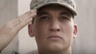 'Thank You For Your Service' Trailer Features Miles Teller Battling The Harsh Realities Of A Veteran With PTSD