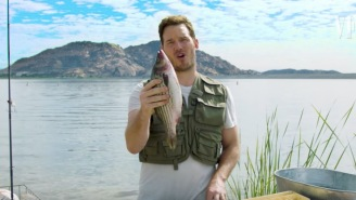 Vegans Are Absolutely Infuriated At Chris Pratt For Posting A Photo Of Lamb Meat