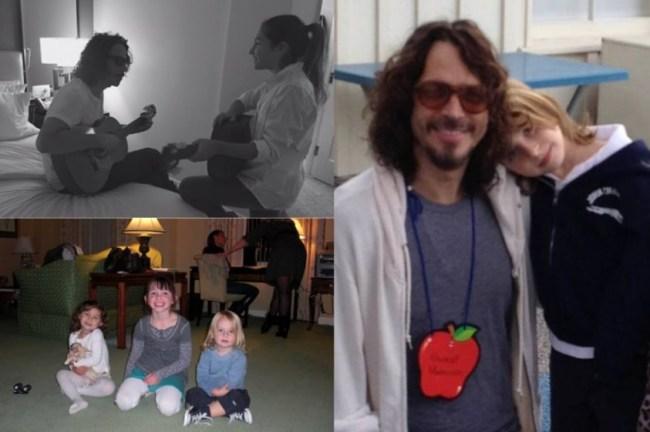 Chris Cornell Daughter Letter