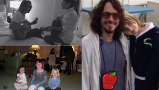 Chris Cornell's Daughter Pens Heartbreaking Letter To Her 'Idol' And Dad