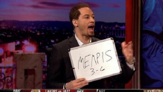Chris Broussard's Idiotic Reasoning For Not Voting For Avery Bradley On All-Defensive Team Is Mind-Boggling