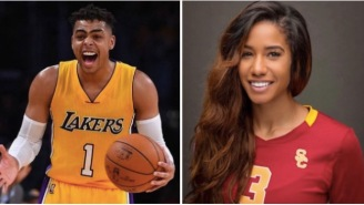 D'Angelo Russell's Ex Throws Shade At Him On Twitter After He Gets Traded To The Lowly Nets