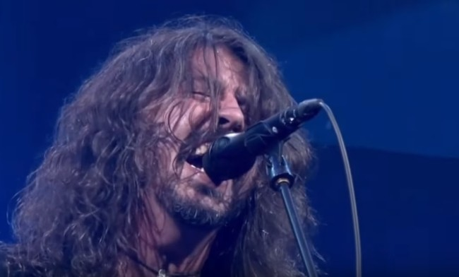 Dave Grohl Swearing Foo Fighters Performance Glastonbury