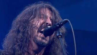 Dave Grohl F'ing Did It! Foo Fighters Frontman Breaks Adele's Record For Swearing At Glastonbury
