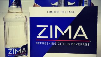 Zima Is BACK Right Now For A Limited Time Only, In Case You Wanted To Remember What The '90s Tasted Like