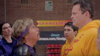 Ben Stiller, Vince Vaughn, And The 'Dodgeball' Cast Are Reuniting For One More Epic Game