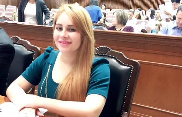 Dip. Lucero Guadalupe Sánchez López