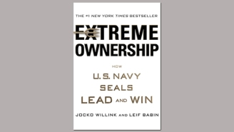 Two Navy SEALs Explaining How To Take 'Extreme Ownership' In Life Is One Of The Top Selling Books Of The Month
