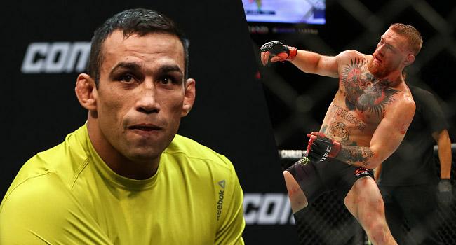Fabricio Werdum UFC fighters mayweather knock out mcgregor