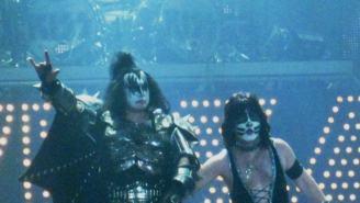 Kiss Frontman Gene Simmons Wants To Trademark The 'Devil Horns' Rock Gesture