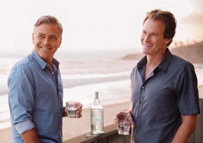 George Clooney Tequila Company Casamigos