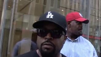 Ice Cube Says Chauncey Billups Has Left The BIG 3 To Take Cavs GM Job