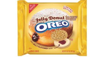 Jelly Donut Oreos Hitting Shelves Just In Time For National Doughnut Day