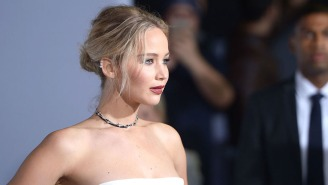 Enjoy Jennifer Lawrence Calling A Pesky Reporter A 'F–king Loser' For Trying To Touch Her Dog