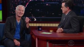 Stephen Colbert Scolds John McEnroe Over His Serena Williams Comments, McEnroe Doubles Down