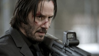 Keanu Reeves' Driving, Fighting And Tactical Training For 'John Wick 2' Was ABSURDLY Intense