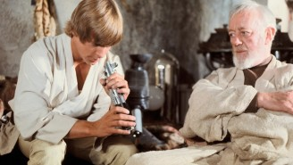 You Can Buy Luke Skywalker's Lightsaber From 'Star Wars' And A Golden Ticket From 'Willy Wonka'