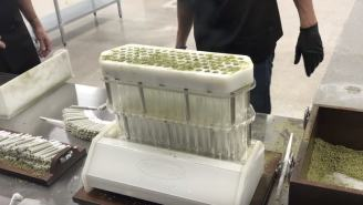 Nevada Will Soon Have Legal Marijuana So Watch A Wondrous Machine Roll 100 Joints In 3 Minutes