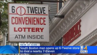 Man Hates 7-Eleven SO MUCH He Opened Up His Own '6-Twelve' Store Right Across The Street