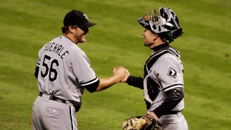 Mark Buehrle Confirmed That He'd Had 'A Few' Beers Prior To His Epic 2005 World Series Save