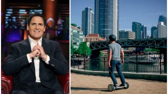 Is Mark Cuban's Powerful 'Radical MOOV' Hoverboard The Ferrari Of All Hoverboards?