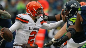 Nate Burleson Revealed What A Piss-Poor Work Ethic Johnny Manziel Had While In The NFL