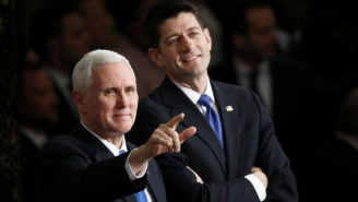 Paul Ryan Asked Twitter To Wish Mike Pence A Happy Birthday… Guess How That Went?