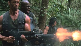 Filming 'Predator' In The Mexican Jungle Sounds Like Something Straight Out Of A Nightmare