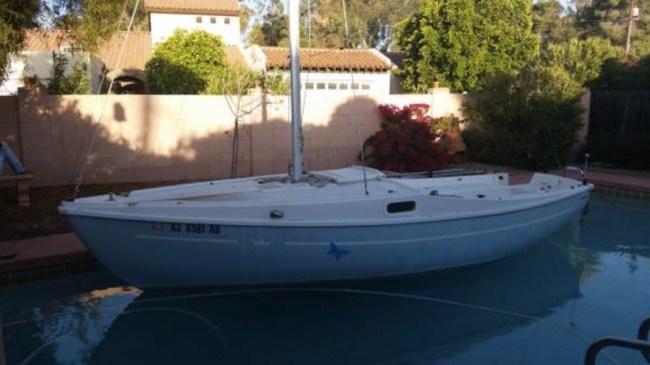 free 18' sailboat craigslist