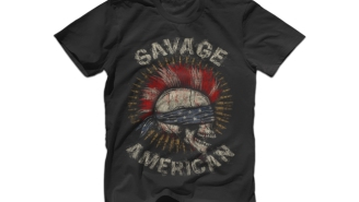 Channel Your Inner Badass With This 'Savage American' Shirt From American AF