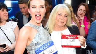 Scarlett Johansson, As Promised, Got Trashed With The Doppelganger Grandma She Saw Online