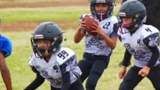 University Of Hawaii Offers A Fifth Grade QB A Scholarship–FIFTH. GRADE.
