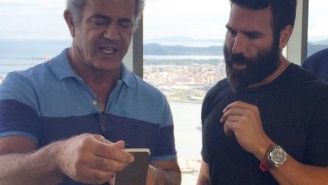 Just Dan Bilzerian And Mel Gibson Hanging Out, Getting Stem Cell Infusions in Panama As Boys Do