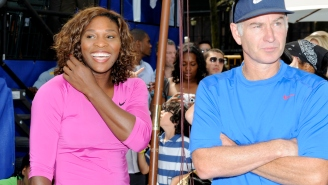 John McEnroe Lit Twitter On Fire Over His Serena Williams Hypothetical Men's Ranking Comment