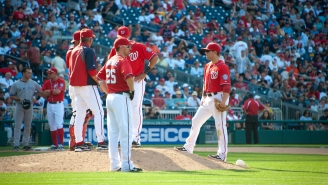 Man Torches The Washington Nationals Bullpen By Using His Obituary To Roast Them