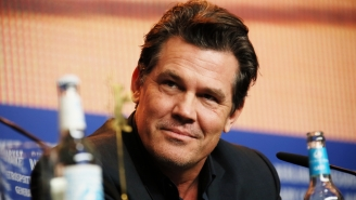 49-Year-Old Actor Josh Brolin Shares Video Of How Ripped He's Getting For 'Deadpool 2'