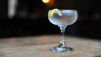 Celebrate National Martini Day With This Quiz About The Cocktail