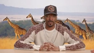 Snoop Dogg Narrating The Most Beloved Scene In 'Planet Earth' Is High Entertainment