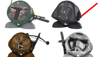 These 'Star Wars' Character Bluetooth Speakers Are Funny As Hell And Pretty Damn Loud