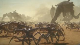 You'll Have One Chance To See 'Starship Troopers' Animated Sequel 'Traitor of Mars' In Theaters
