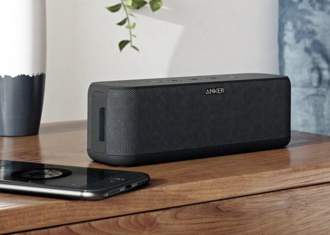 Anker SoundCore Boost Bluetooth Speaker