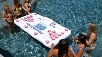 13 'Things We Want' This Week: Swimming Pool Beer Pong, Indestructible Coolers, And More!