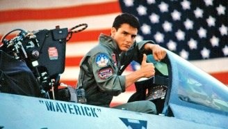 'Top Gun 2' Production Photos: Maverick's Jet Fighter From First Movie Gets Resurrected Despite Being Unflyable