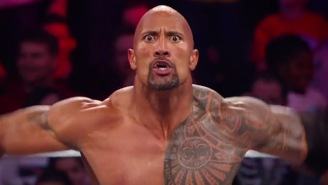Triple H Revealed The Ridiculous Origin Story Of The Rock's Signature Move 'The People's Elbow'