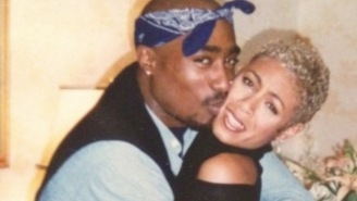 Jada Pinkett Smith Is Furious Over How Tupac Biopic 'All Eyez On Me' Portrays Their Relationship